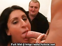 Housewife Cumshot Facial
