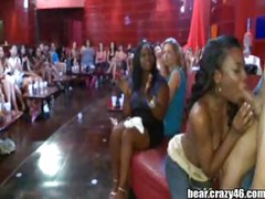 Drunk Chicks Fuck at Stripper