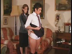 spanking coach