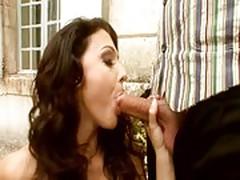 Hot spanish chick fucked