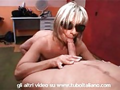 Hot italian wife and daughter amateur orgy - Part 1