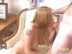 Whore Gets Her Tits Fucked