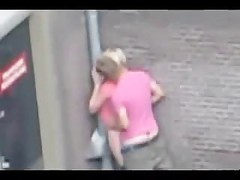 Street Fuck In Amsterdam ( outdoor teen schoolgirl doggy nude chick free video xxx )<br>