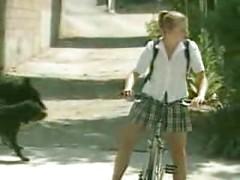 Russian Young Schoolgirl Hardcore Sex<br>
