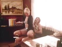 Classic Mature MILF Office Sex 5<br>