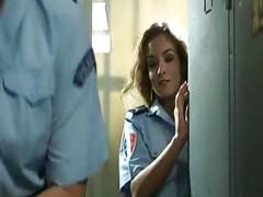 Horny Policewomen Get Wild in