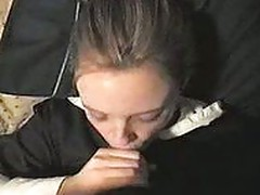 Blowjob and Facial Cumshot