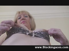 Stocking Milf Penelope