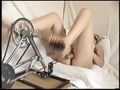 Blonde fucking bedcycle