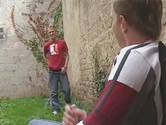 Florian Hagen was fucked
