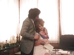 Classic Mature MILF Office Sex 4<br>