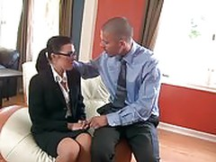 Ashley Blue Its a secretary thing