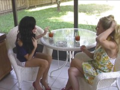 Hot MILF Cougars Smoking Sex