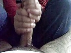 Amazing handjob blowjob and