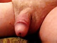 Small Cock Cumming-3