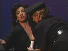Lesbian Police Prison 001