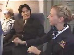 American Stewardess<br>