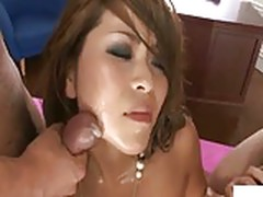 Japanese Oiled Fuck