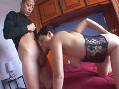 Sophia french mature anal
