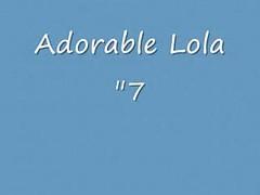 Adorable Lola 7  N15