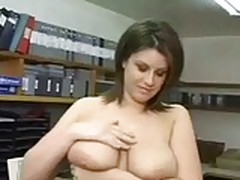 Busty Secretary Lisa Sparxxx