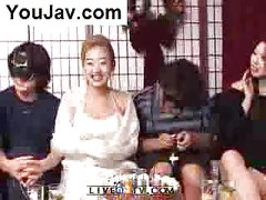Live Asian Sex with Koreans and Japanese Episode 208<br>