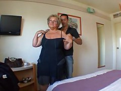 Carole French mature anal