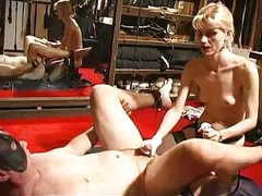 Bizarre milf mom domination