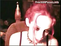 Gothic slut - webcam