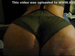 Incredible White ASS Clip