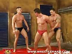 Musclemen orgy
