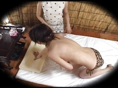 Massage in beach club(Japanese)2