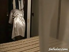 Perfect Girl Undresses and Hidden Camera Catches it all