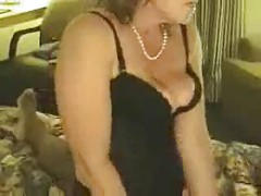 Mature married white slut