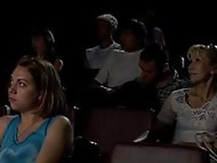 Public Sex in Crowded Cinema