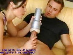 Fleshlight presentation<br>