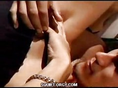 Female Ejaculation Facial<br>
