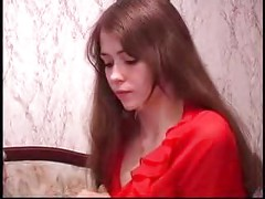 Russian Teen In Pantyhose Takes It Anal ( teen young babe teens)<br>