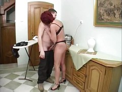 MILF INGA anal