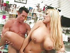 Shyla Stylez is horny for