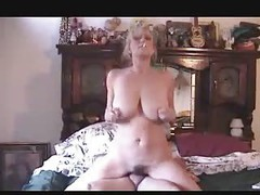 Hot MILF With Big Natural