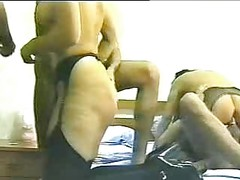 Real Italian Swingers Orgy