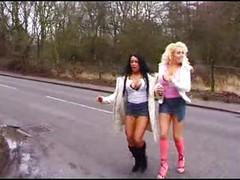 Kinky British lesbians Part 1