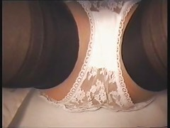 White Lace Upskirt