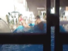 Voyeur pool