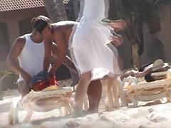 ilovethe beach topless punta