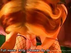 Real hooker hot blowjob